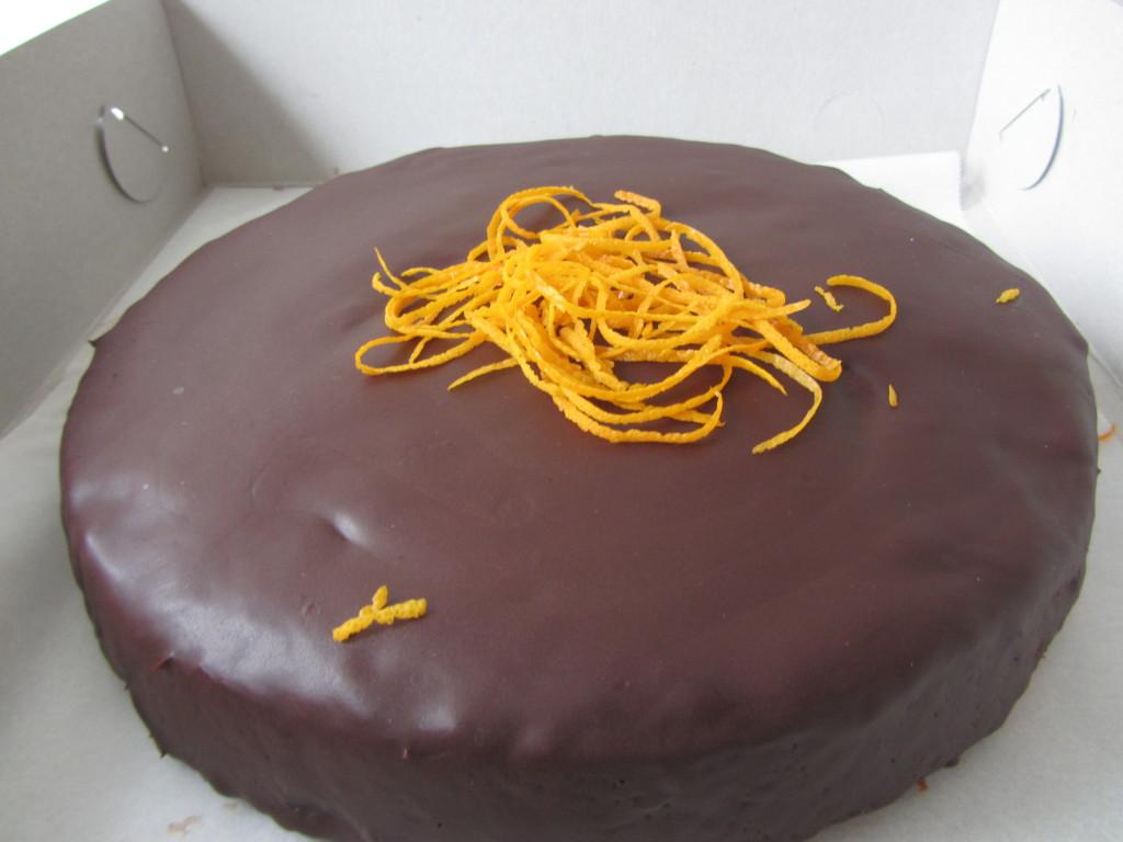Choco-amandeltaart